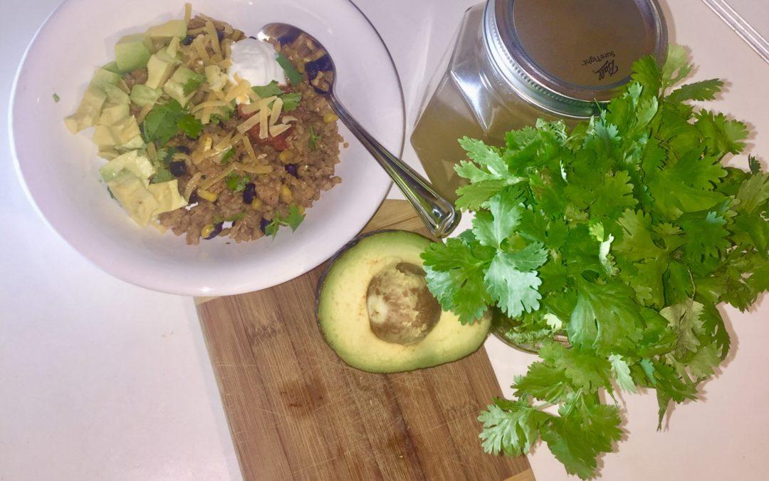 Mexican Jambalaya